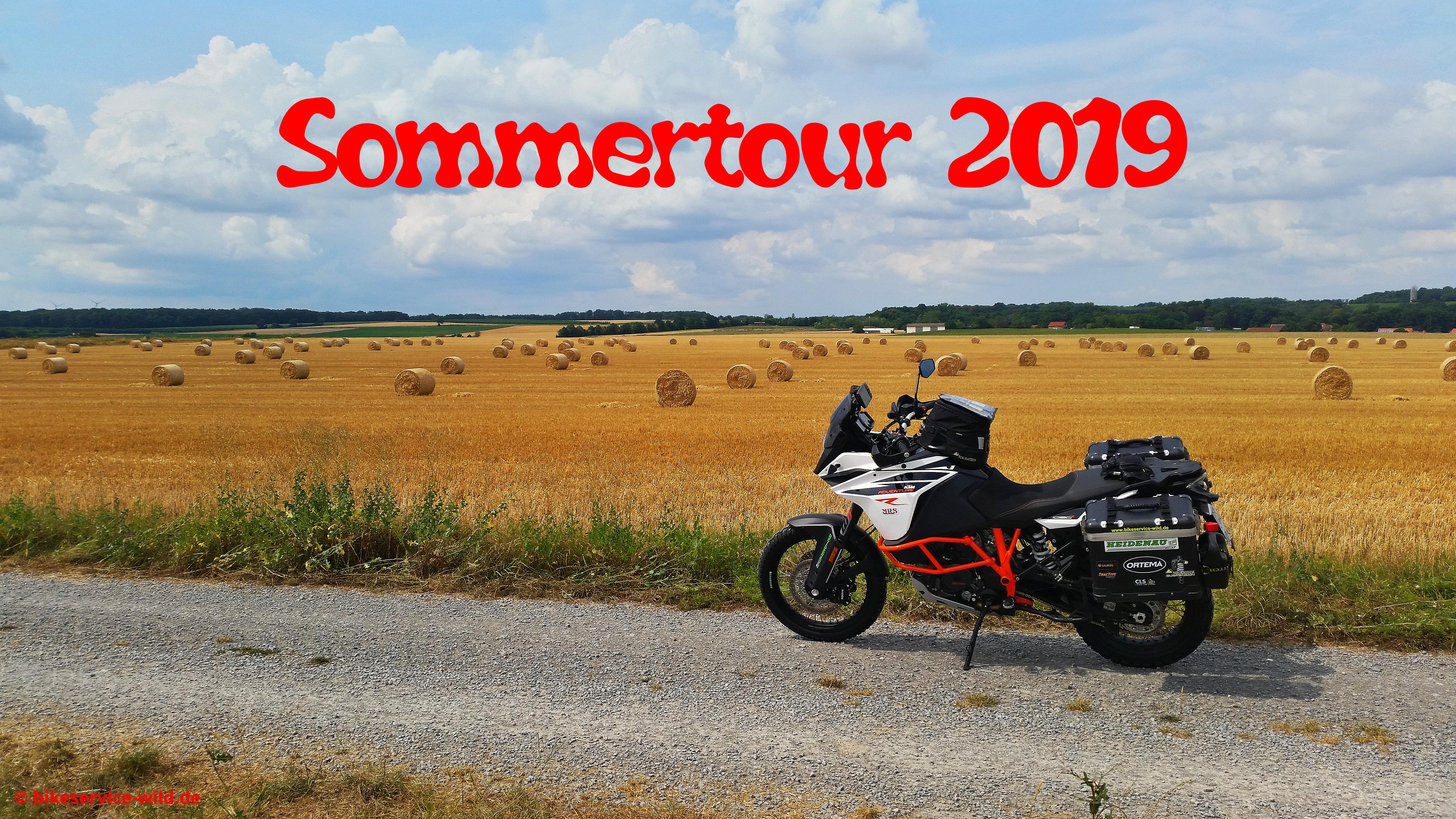 Sommertour 2019