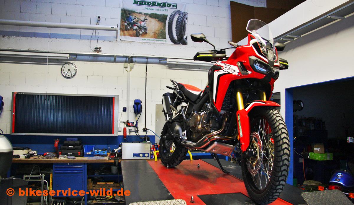 Honda CRF 1000 L Afrika Twin