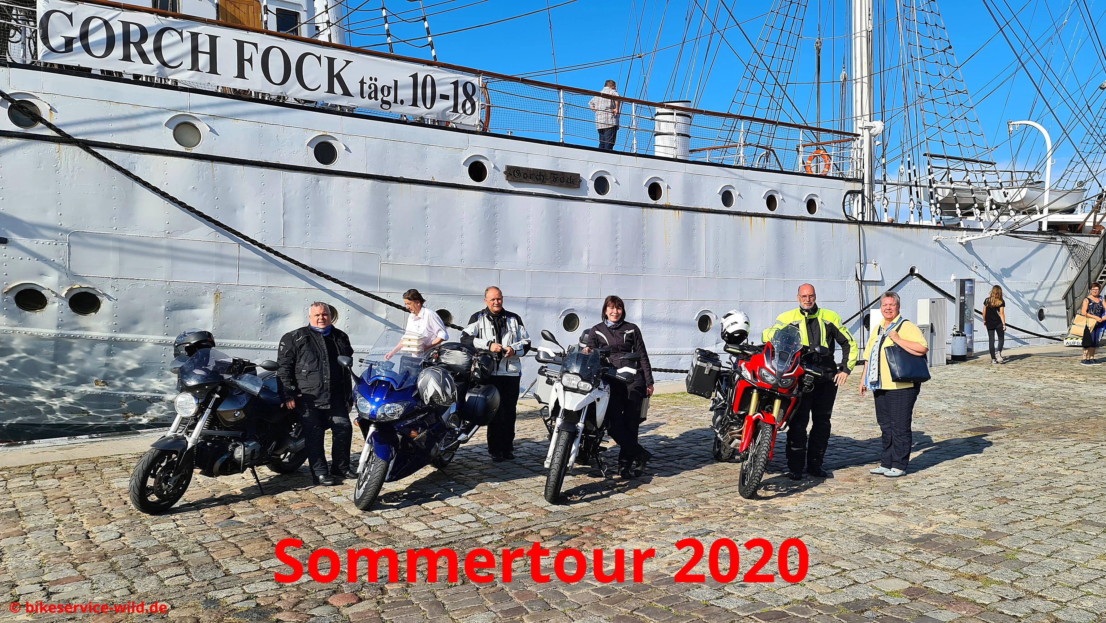 Sommertour 2020