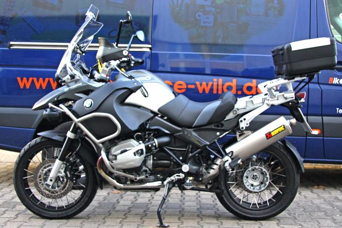 BMW R1200GS/ADV mit WESA