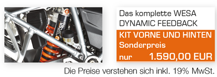 Preis WESA Dynamic Feedback Kit
