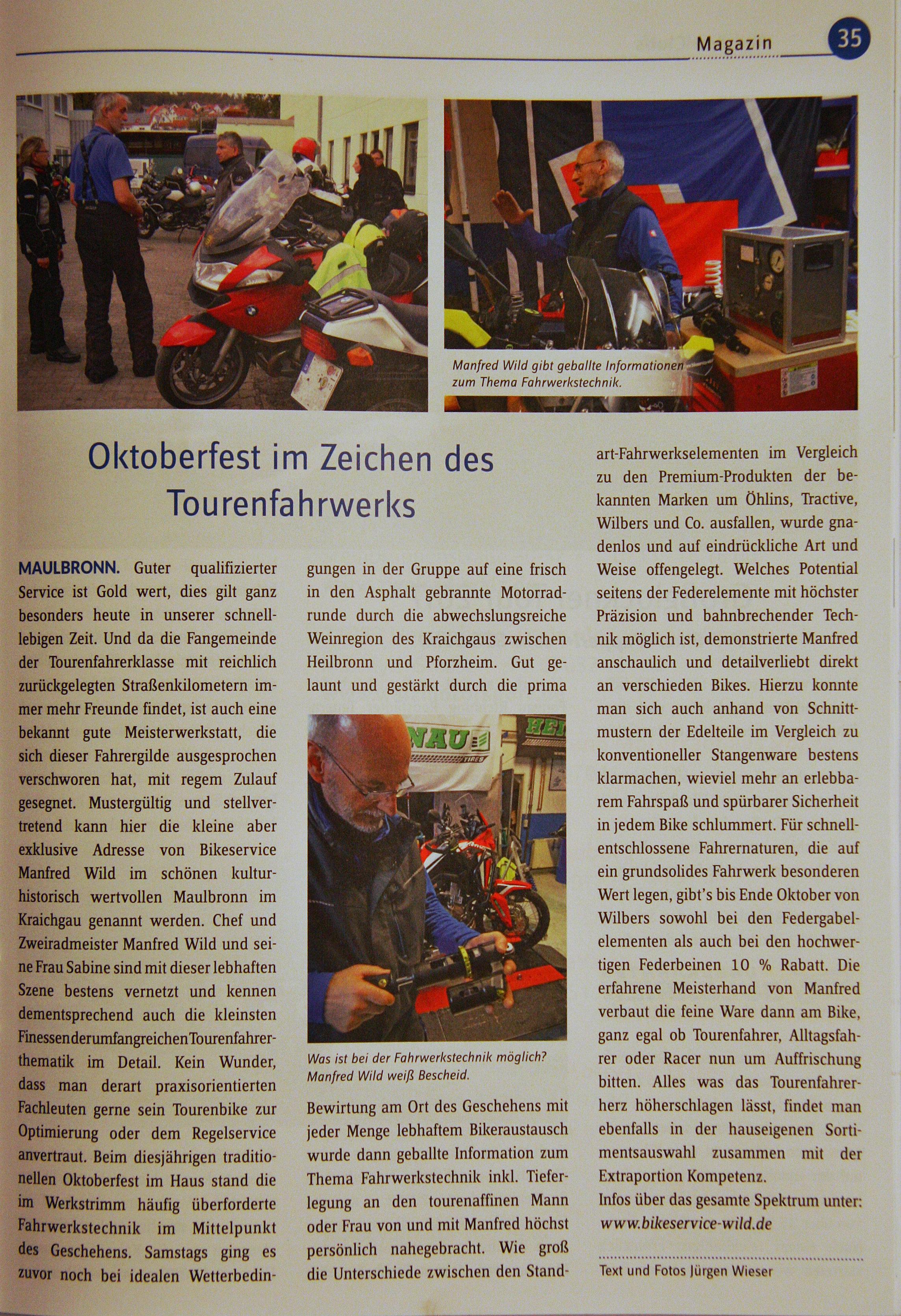 Artikel im bmm Magazin. Von Jürgen Wieser.