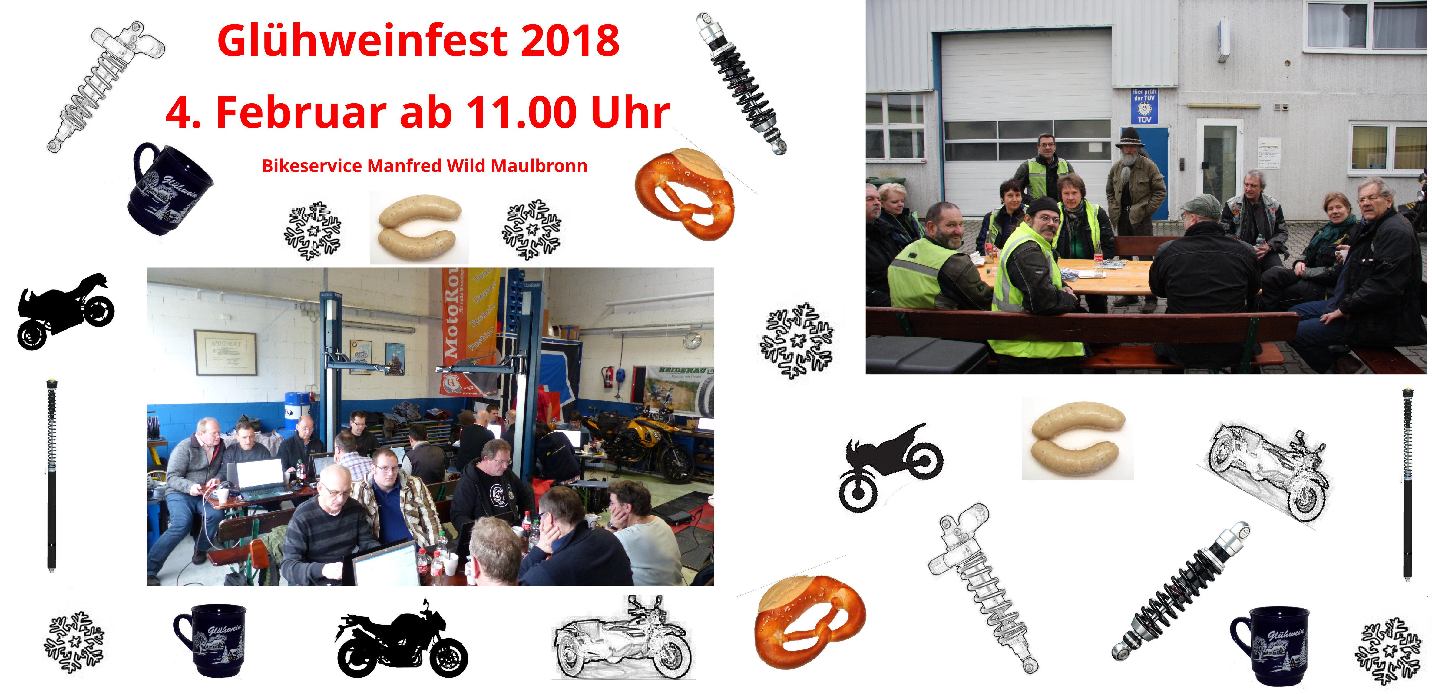 Glühweinfest 2018